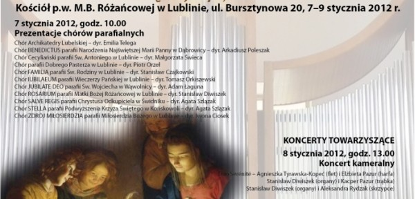 Lubelski Festiwal Chórów Parafialnych